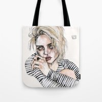 Sky  No,16  Tote Bag
