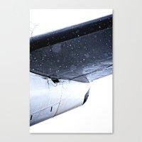 I Travel Canvas Print