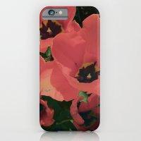 BLUSHED FLORAL iPhone 6 Slim Case
