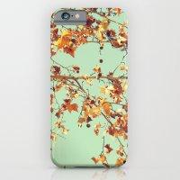 iPhone & iPod Case featuring En los árboles by MundanalRuido