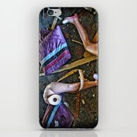 Fashion Victim  iPhone & iPod Skin