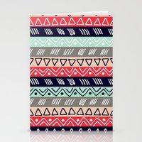Pattern TRE Stationery Cards