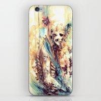 Rick Genest - Zombie Boy iPhone & iPod Skin