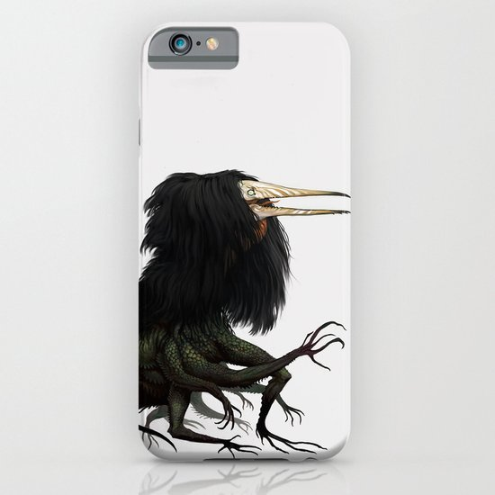 Twitchy Vukka iPhone & iPod Case