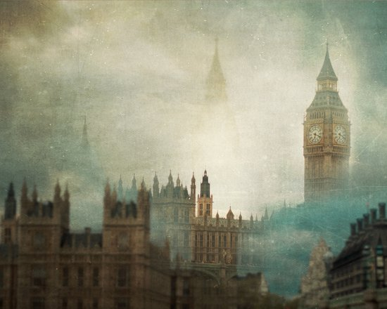 London Surreal Art Print