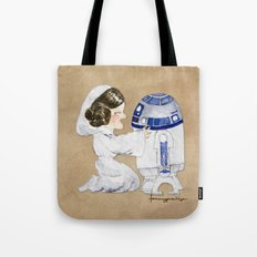 Only Hope Tote Bag