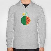 Fruit: Watermelon Hoody