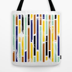 Stripey Tote Bag