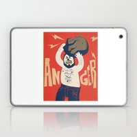 Anger Laptop & iPad Skin