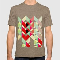 Ian Curtis From Joy Divi… Mens Fitted Tee Tri-Coffee SMALL