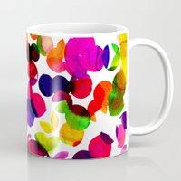 Sunshine Spot Red Mug