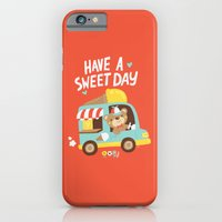 Ice Cream Bear iPhone 6 Slim Case