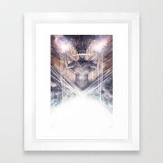 Panspermia 2 Framed Art Print