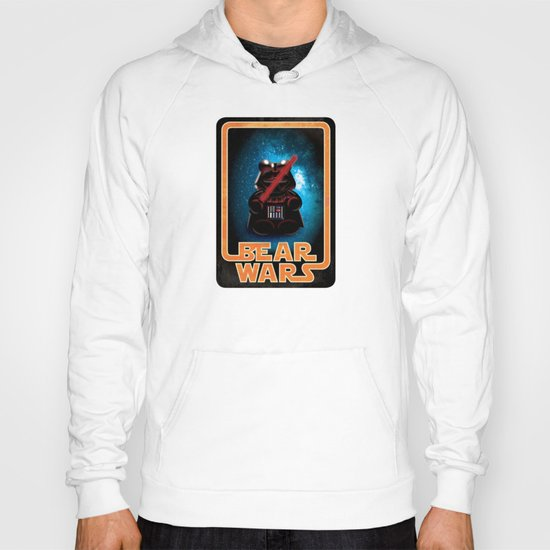 Bear Wars - Darth Teddy Hoody