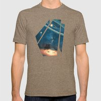 My Dream House Is In Ano… Mens Fitted Tee Tri-Coffee SMALL