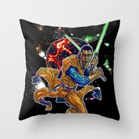 Hope Returns Throw Pillow
