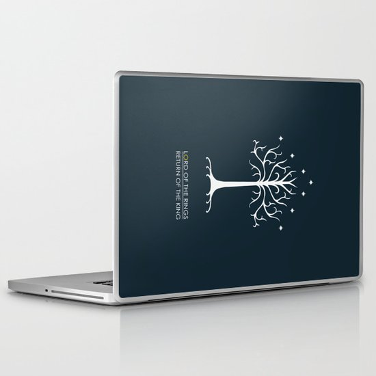 Lord Of The Rings ROTK Laptop & iPad Skin