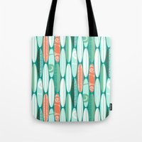 Simply Surf Boards Tote Bag