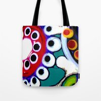 Space World Tote Bag