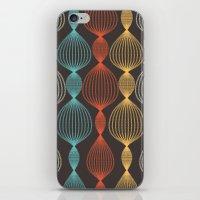 Geo Bulbs iPhone & iPod Skin