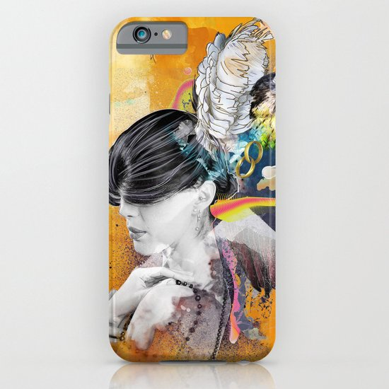 Floating Mind iPhone & iPod Case