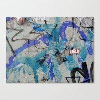 Urban Abstract 117 Canvas Print