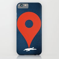 iPhone & iPod Case featuring Pinned by rob dobi