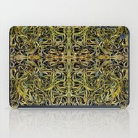 A Tangle Of Vines iPad Case