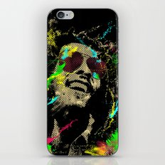 Under the reggae mode iPhone & iPod Skin