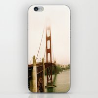 GG Bridge San Francisco iPhone & iPod Skin