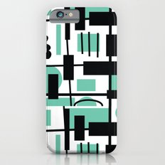Teal is the new Black iPhone 6 Slim Case