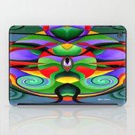 iPad Case featuring Mandala 9704 by Rafael Salazar