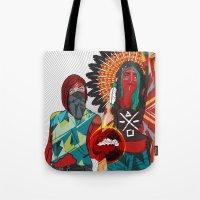 Native Love  Tote Bag