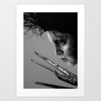 + Scar Tissue + Art Print