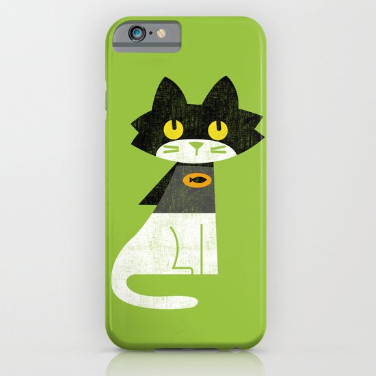 Mark - Batcat iPhone & iPod Case