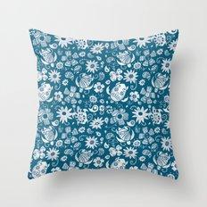 Summer Spirit No.2 Throw Pillow