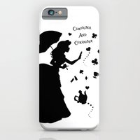 iPhone & iPod Case featuring Curiouser and Curiouser by Brianna