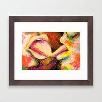 Narciso Framed Art Print
