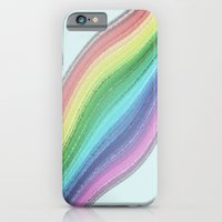 Rainbow Design  iPhone 6 Slim Case