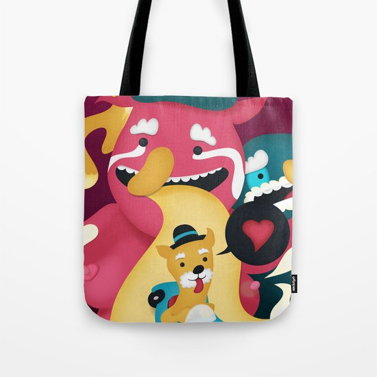 Mmmm Bacon Tote Bag