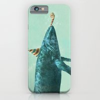 Party Whale  iPhone 6 Slim Case