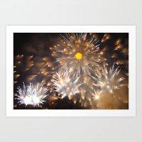 Efflorescence 18 Art Print
