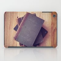 Antique Books iPad Case