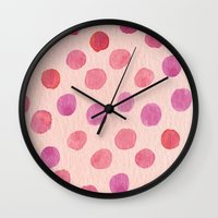 Over And Above Wall Clock