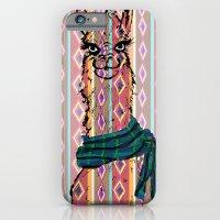 Llama Mix iPhone 6 Slim Case