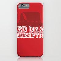 Red Dead Redemption iPhone 6 Slim Case