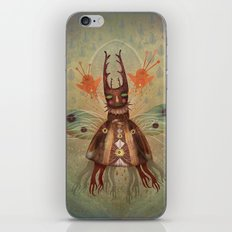Bow Your Heads And Pray … iPhone & iPod Skin