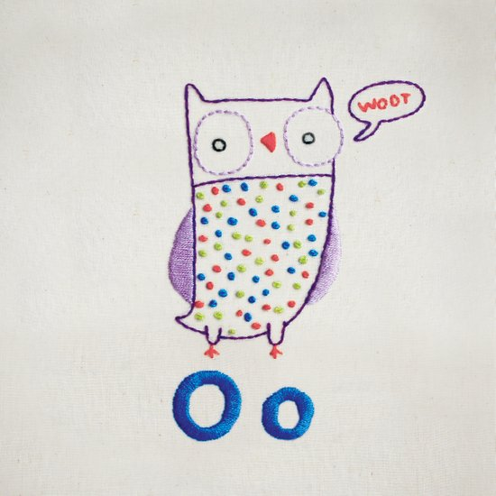 O Owl Art Print