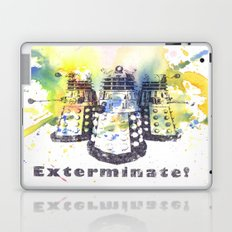 Daleks From Doctor Who Laptop & iPad Skin