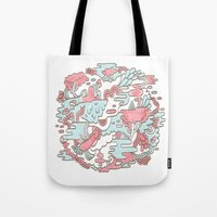 Swamp Jam Tote Bag